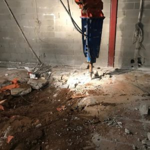 flooring demolition specialists