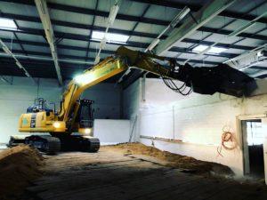 building demolition experts
