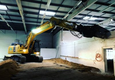 building demolition experts